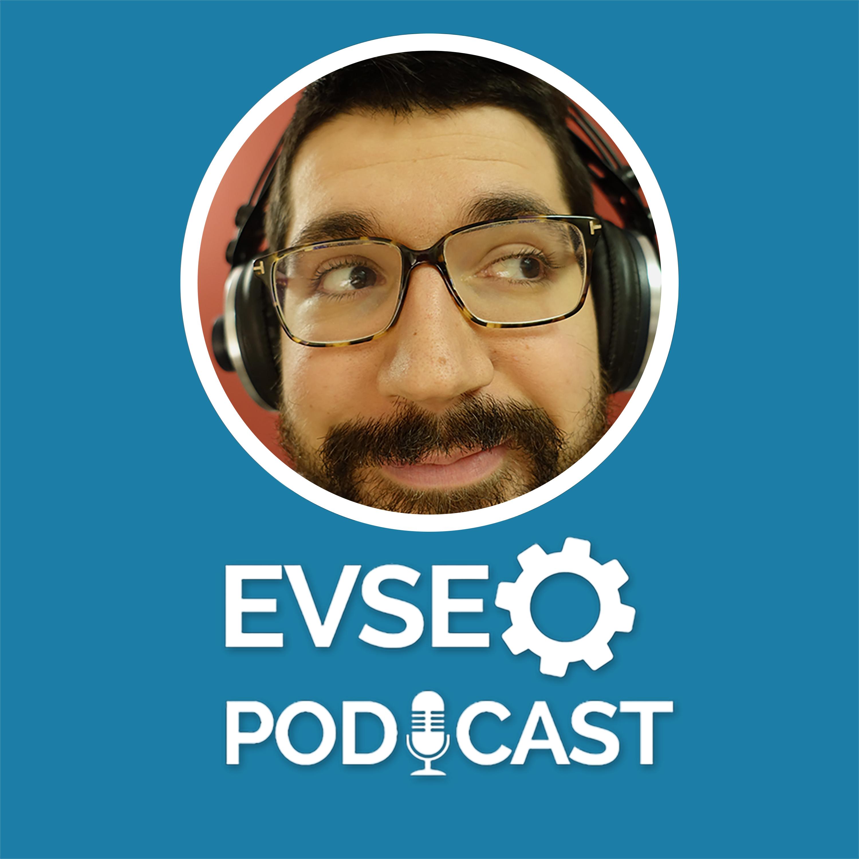 Copertina del EV SEO Podcast